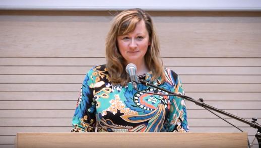 Martina Špinková: Boží vize, mise, strategie (2. listopadu 2019)