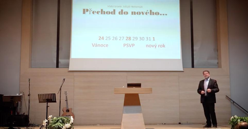 Miroslav Starý: Začátek nového období (28. prosince 2019)