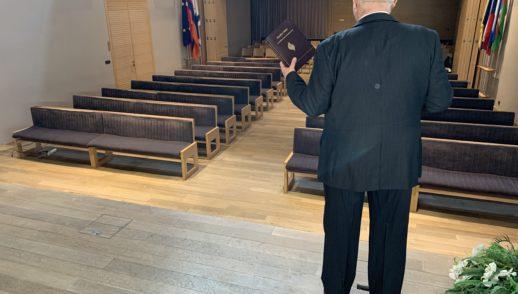Pavel Šimek: Akce Čisté ruce (4. dubna 2020)